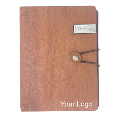 Customized Diary with USB Drive CSD904