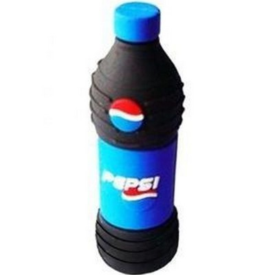 Pepsi Bottle shape PVC Pendrive CSPVC24