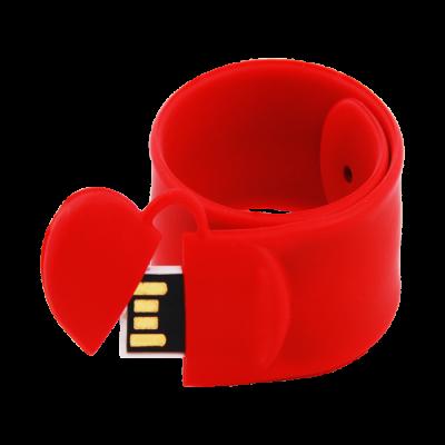 Slapband USB CSB602 4GB, 8GB, 16GB, 32GB, 64GB