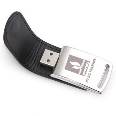 Customized Leather USB CSL203 4GB, 8GB, 16GB, 32GB, 64GB
