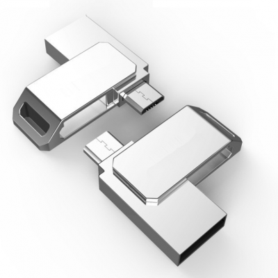 Metal Mini OTG USB Pendrive CSO009 8GB, 16GB, 32GB, 64GB