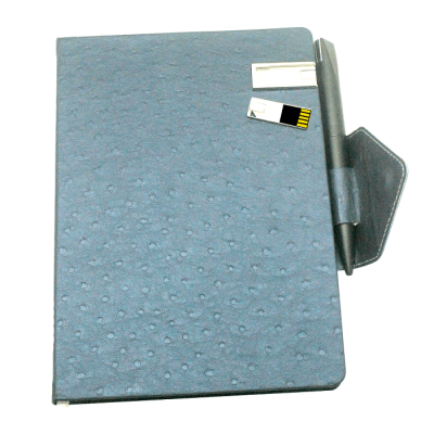 Customized Diary with USB Drive CSD902