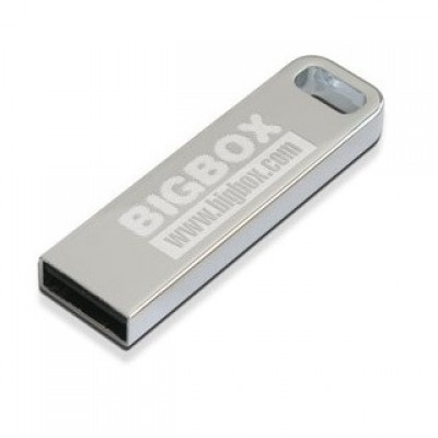 Small Metal USB Pen Drive CSM211