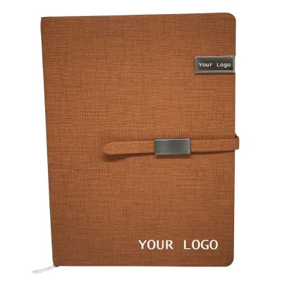 Customized Diary with USB Drive CSD903