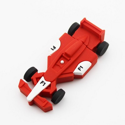 F1 Car shape PVC Pendrive CSPVC11