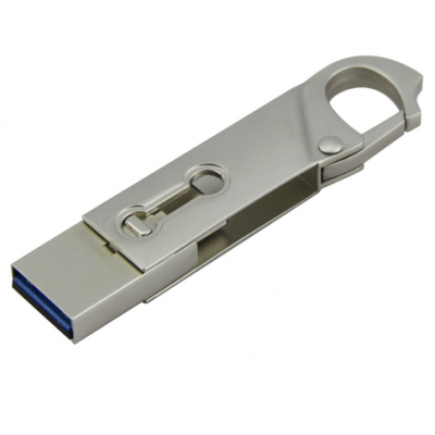 Swivel Lock Metal OTG Pendrive CSO006 8GB, 16GB, 32GB, 64GB