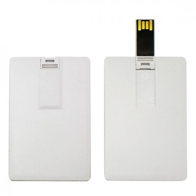 Credit Card Shape USB CS001 4GB to 64GB
