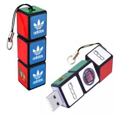Cube shape Pendrive CSC301 4GB, 8GB, 16GB, 32GB, 64GB