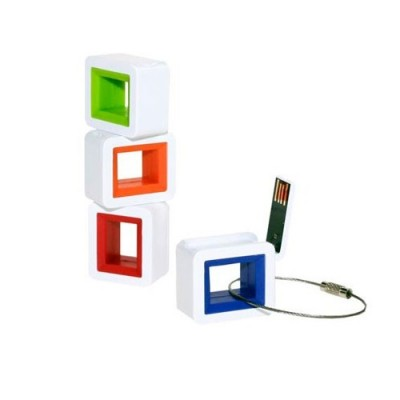 Cube Ring USB Pen Drive CSU002
