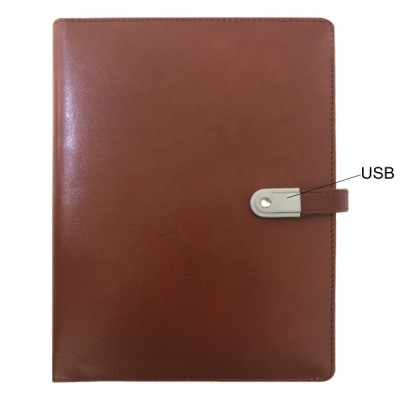 DIARY POWER BANK WITH USB 5000mAh DPBU5000