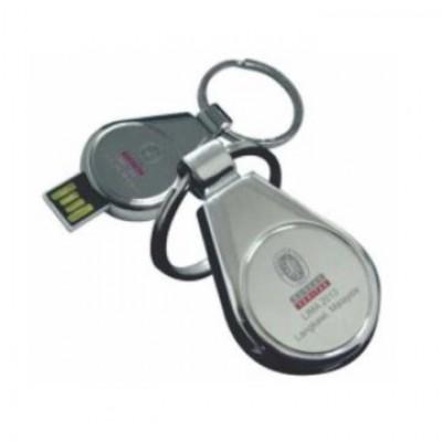 Metal Keychain USB Pen Drive CSM214