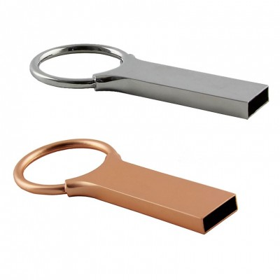 Big Ring Lock Metal USB Pen Drive CSM204