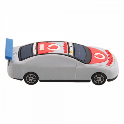 Car shape PVC Pendrive CSPVC7