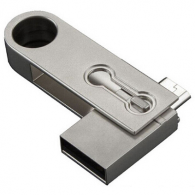 Small Ring Metal OTG Pendrive CSO007 8GB, 16GB, 32GB, 64GB