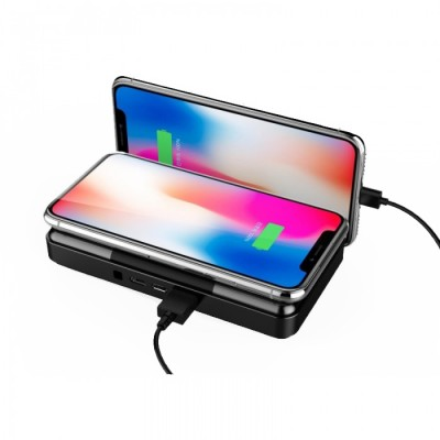WIRELESS POWER BANK WITH STAND QIPBS10000